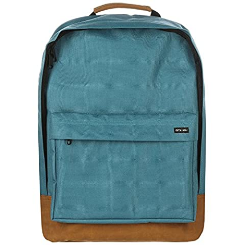 Animal Carve Backpack One Size Hydro Blue