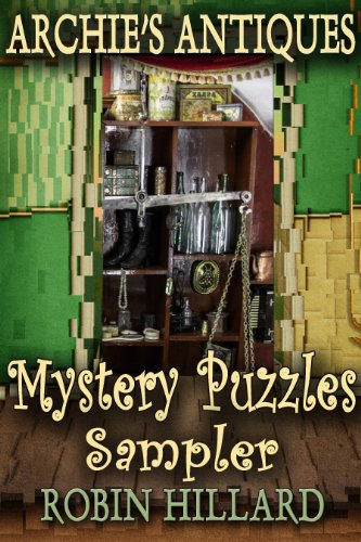 stery Puzzles Sampler (English Edition) ()