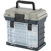 Lixada universal resistente al agua Caja del barco de pesca de mar Equipos de pesca caja de accesorios caja de la caja de Utilidad