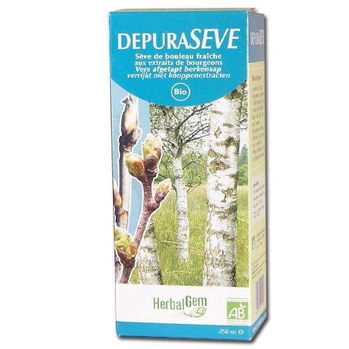 Herbalgem - Dépurasève Bio - gemmothérapie - Herbalgem