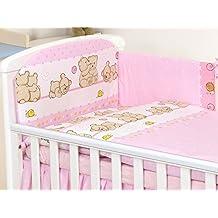 3pcs pro Cosmo Set de ropa de cama, para cuna y cuna cama–100% algodón