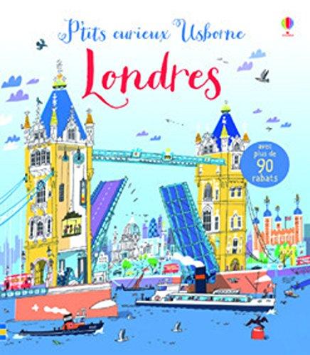Londres - P'tits curieux Usborne par Jonathan Melmoth