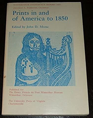 Prints in and of America to 1850 (Henry Francis du