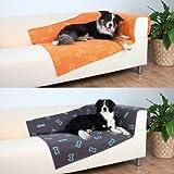 Trixie Decke Barney für Hunde Taupe 150× 100cm