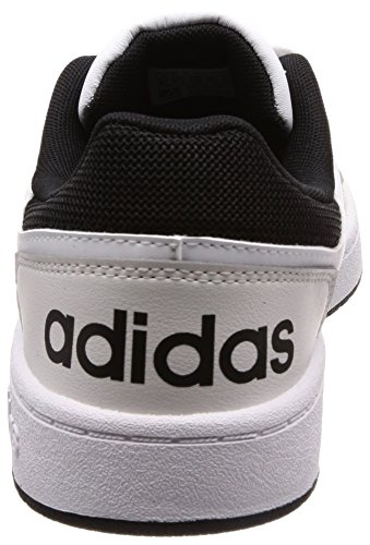adidas Herren Vs Hoops 2.0 Fitnessschuhe Mehrfarbig (Ftwr White/core Black/grey One F17 Ftwr White/core Black/grey One F17)