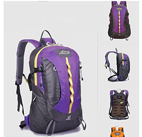 ROBAG Outdoor-Bergsteigen Sporttasche Rucksack lässig Rucksack 28 l purple