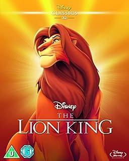 The Lion King (1994) (Limited Edition Artwork Sleeve) [Blu-ray] [Region Free] (B013SALFQ6) | Amazon price tracker / tracking, Amazon price history charts, Amazon price watches, Amazon price drop alerts