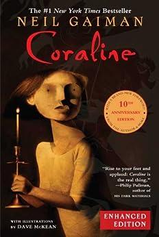 Coraline 10th Anniversary Enhanced Edition (English Edition) di [Gaiman, Neil]