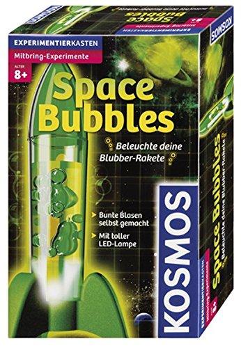 Kosmos 657338 - Experimentierset Space Bubbles - 10-lampe Kristalle