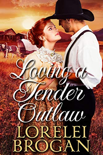 Loving a Tender Outlaw: A Historical Western Romance Book (English Edition)