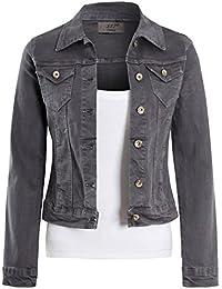 the latest 096c5 ec676 Suchergebnis auf Amazon.de für: jeansjacke grau: Bekleidung