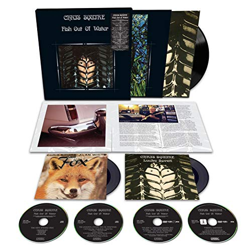 Fish Out of Water Box-set Dvd-audio
