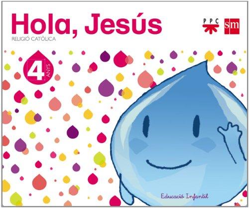 Religió catòlica. 4 anys. Hola, Jesús - 9788467561074