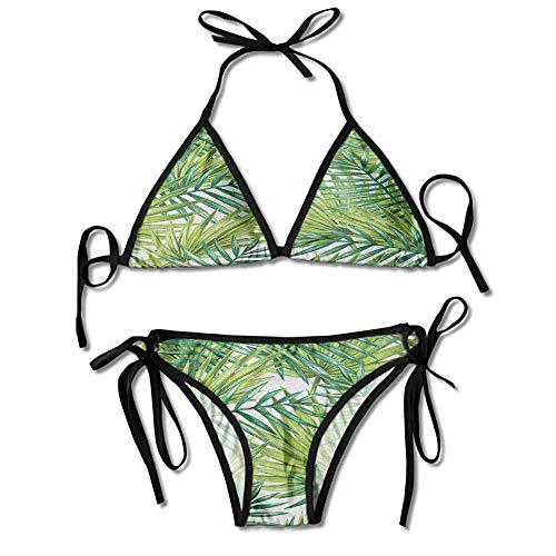 0648a269d169 Soft Bikini Swimsuits,Colorful Illustration Natural Feelings Sexy Bikini 2  Piece