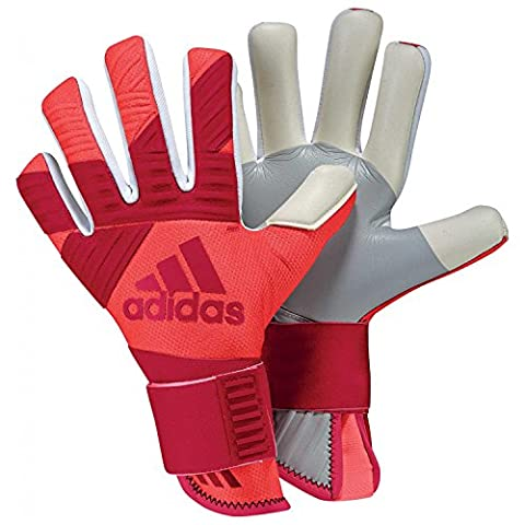 adidas Erwachsene Ace Next Generation Bonding Torwarthandschuhe, Bold Red/Black, 8.5