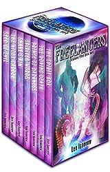 The Freelancers box set: SEVEN books of supernatural detective thrills + bonus stories (English Edition)