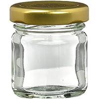 Nutley's 42ml Mini Glass Jam Jar (Pack of 12)