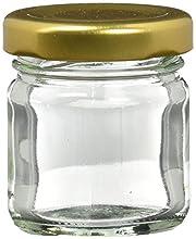 Nutley's Lot de 12 Mini bocaux à Confiture en Verre 42 ML