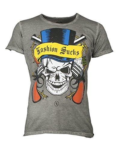 Boom Bap Herren T-Shirt GUNS chumbo chumbo
