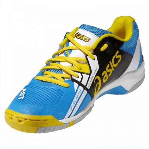 6 Asics Gel Feminino De Explosão Azul Sapatos Andebol T1FOq1xt