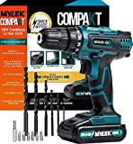 Best Cordless Drills - MYLEK 18V Cordless Drill Driver With 13 Piece Review