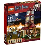 Lego Harry Potter 4840 - The Burrow, Fuchsbau