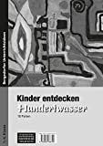 Kinder entdecken Hundertwasser - Foliensatz: 1. bis 6. Klasse (Kinder entdecken Künstler)