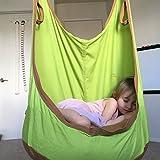 Eggdel rana appesa pod Swing Seat indoor e outdoor amaca per bambini da adulto
