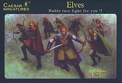 Caesar Miniatures F102 - Figuren Elves Noble race fight for you von Caesar Miniatures