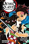Demon Slayer, tome 1 par Gotouge