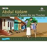 A Lesson for My Teacher