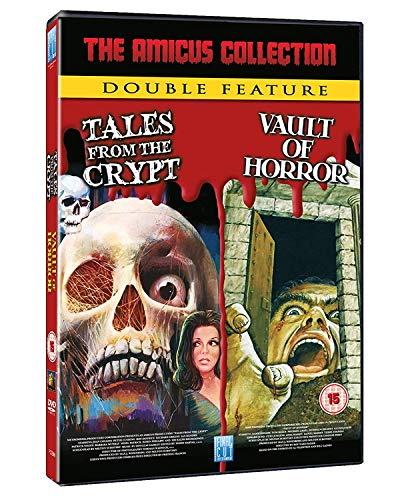 Amicus Collection Doublepack -Tales from the Crypt / Vault of Horror [2 DVDs]