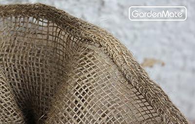 GardenMate® Jutesack Universal 105cm x 60cm aus 200gsm Jute von GardenMate® bei Du und dein Garten