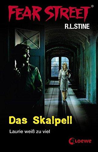 Cover des Mediums: Fear Street - Das Skalpell