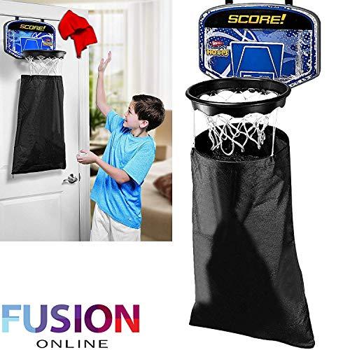 Laundry Basketballkorb Door Hanging Fun supraporte Novelty Bedroom Geschenk Spiel 3+ (Fusion) (TM)