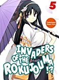 Invaders of the Rokujouma!?: Volume 5
