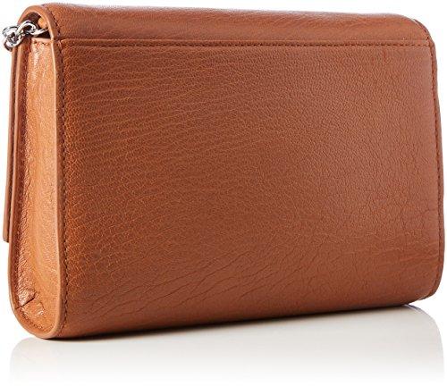 Hugo - Teresa-a 10202305 01, Borse a spalla Donna Arancione (Dark Orange)
