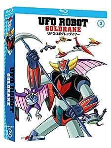 Ufo Robot Goldrake #02 (3 Blu-Ray)