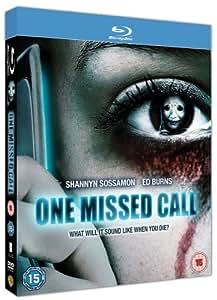 One Missed Call [Blu-ray] [2008] [Region Free]