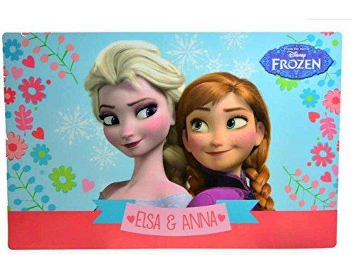 Disney frozen anna e elsa tovaglietta americana scuola asilo as9973