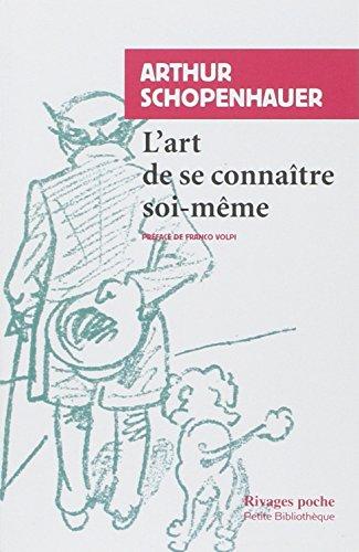 L'art de se connaître soi-même par Arthur Schopenhauer