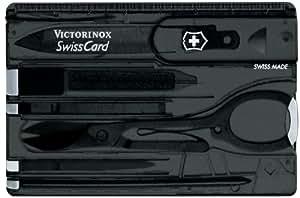 Victorinox Jelly Swiss Card - Onyx