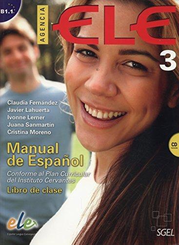Agencia ELE 3 Libro de clase + CD