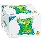 Easy Magnesium direkt, beste Bioverfügbarkeit durch hochdosiertes natürliches marines Magnesium, für Muskeln, Knochen und Ner