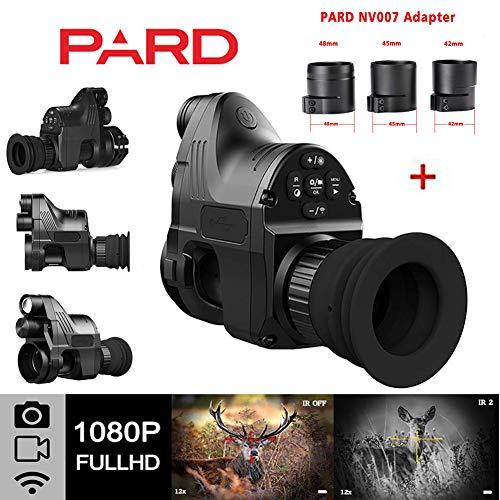 Hengyuanyi NV007 200m Reichweite Digital Jagd Nachtsichtgerät Wope Optisch 5W IR Infrarot Nachtsicht Zielfernrohr mit APP