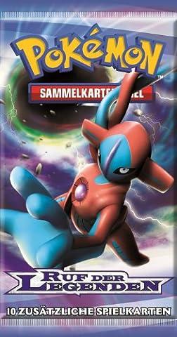 Pokémon Company 25601 PKM HGSS05 Ruf Der LegenDen Boo De