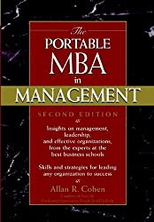 The Portable MBA in Management by Allan R. Cohen (2002-08-12)