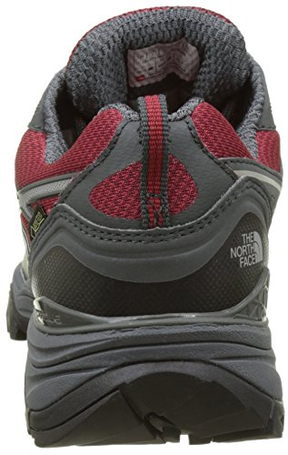 The North Face Hedgehog Fastpack Gtx (Eu), Chaussures de Randonnée Basses Homme Noir (Tnf Black/rudy Red)
