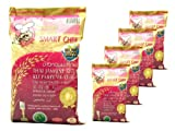 Smart Chef - Hom Mali Langkorn Jasmin Duft Thai Reis - 5er Pack (5 x 1kg)