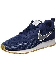cheaper e6583 73181 Nike MD Runner 2 Eng Mesh, Chaussures de Running Compétition Homme